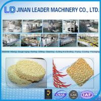 Best Automatic Instant noodles processing equipment in China wholesale