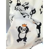 Best Best quality Unisex 100% Cotton T Shirt Women Quick-drying Full Panda Printing T-shirt wholesale