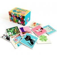 Best Disposable Custom Card Printing Children Game Playing Cards UV Varnish wholesale
