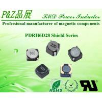 PDRH6D28 Series 3.0uH~680uH SMD Shield Power  Inductors Round Size