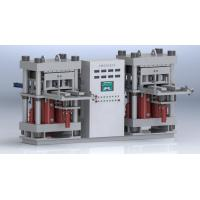 China Disc Brake Machinery Equal Ratio Pressure Hot Pressing Units BY-6-220T on sale