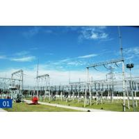 Best Complete Electro - Mechanical Project For Power Transmission And Distribution System wholesale