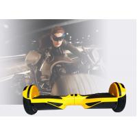 Best 6.5 Inch 2 Wheel Self Balancing Scooter 12km / H Electric Skateboard 500w wholesale