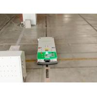 Best Material Handling Automated Guided Vehicle One Way Track Guidance Tunnel Type for Beverage Industry wholesale