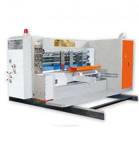 Best China Manufacturer Carton Corrugated Flexo Printing Machine For Making Carton Box wholesale