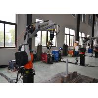 China MIG TIG Industrial Welding Robots Arc Welding 6 Axis Welding Robot ZK1400-06 on sale