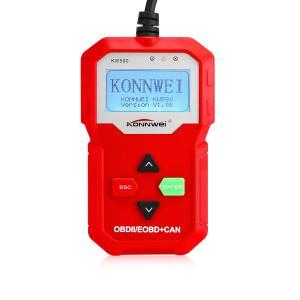 Best Digital Car Engine Tester KW590 KONWEI OBD2 For All 12V Gasoline / Diesel Vehicle wholesale