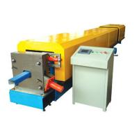 Best Color Steel Downspout Metal Roll Forming Machine With 380V / 3PH / 50HZ wholesale