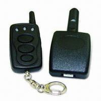 Best Pager/Transmitter for Car Security System, with 433.92MHz Frequency wholesale