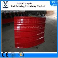 Best Aluminum Plate Roofing Sheet Crimping Machine With Hydraulic Pump wholesale
