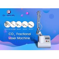 Best 10.6 Microns Micro CO2 Fractional Laser Machine For Eye Protection wholesale