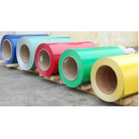 Best Pre Painted Galvanized Steel Color Coated Coils High Heat Resistance wholesale