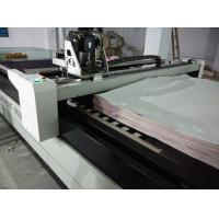 Best 1 Year Warranty Textile Cutting Table For Bags / Jeans / Trouser / Jackets / T Shirts wholesale