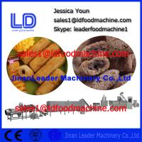 Best Co-extruder Puffs Snacks Food process line wholesale