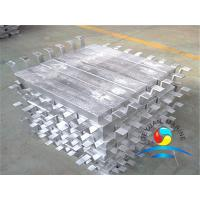 Best New Arrived Aluminium Sacrificial Anode Al-Zn-In Alloy Cathodic Protection Anode wholesale