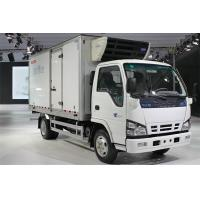 Best ISUZU Ice Refrigerated Delivery Truck Cold Room Van Truck 10CBM - 12CBM wholesale