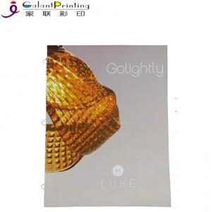 Best Building Saddle Stitch Catalog Paper Printing Services Logo Custom wholesale