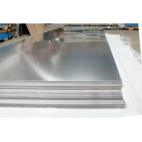 Best Alloy 1100 / 1050 H14 Mill Finish Aluminium Plain Sheet wholesale
