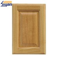 Solid Color Shaker Kitchen Cabinet Doors , Shaker Cupboard Doors