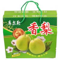 Custom Printed Foldable Fruit Carton Gift Box with Rope