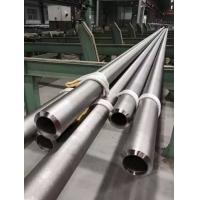 Best Incoloy Alloy 825 seamless pipe , Nickel Alloy Pipe ASTM B 163 / ASTM B 704, 100% ET AND HT wholesale