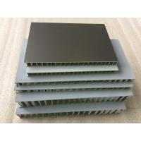 Best Black FEVE Aluminum Honeycomb Panels , Fireproof Honeycomb Structural Panels  wholesale