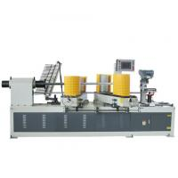 Best 2-12 Floors Paper Core Tube Making Machine 2 Wheel Drive PLC Control CE Approved wholesale