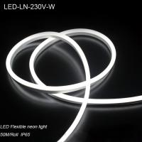 Best 230V outdoor waterproof IP65 flexible led neon light for river decoration wholesale