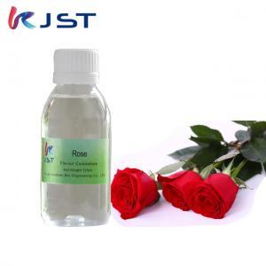 China JST High Quality Rose Flavor Concentrate for Vape Juice base VG/PG on sale