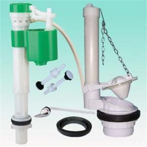 China Sanitary Ware/Toilet Repair Kit-Adjustable Fill Valve and Flapper Flushing Valve on sale