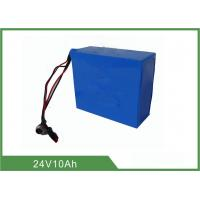 Best Topband Rechargeable LiFePO4 Battery , Street Light Battery 24V 10Ah wholesale