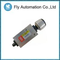 China 1/8 Inch Manually Pneumatic Push Button Valve Xq250420 5/2 Stainless Steel Valve on sale