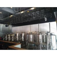 Electric Heated Micro Brewing Equipment