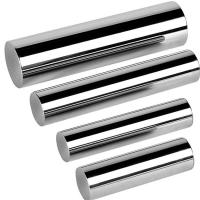Best Quenched and Tempered Carbon Steel CK45 Precision Shafts/Chrome Plated Rod wholesale