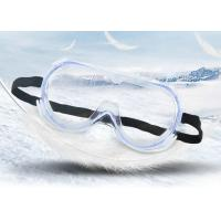 China Crystal Safety Glasses Medical Safety Goggles Medical Protective Eyewear on sale