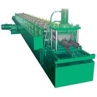 Best Hydraulic pre-punching and cutting guardrail roll / sheet forming machine wholesale