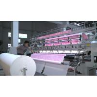 China Textile Machinery Single Head Duvet Quilting Machine 2..8m For Air Conditioning Quilt on sale