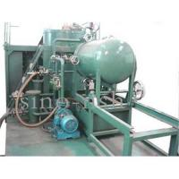 China NSH GER used engine oil filtering plant on sale