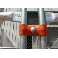 China Environmentally Friendly HDG Temporary Fence Security Metal Fence Panels on sale