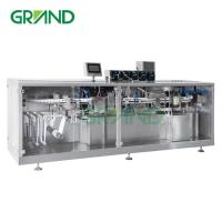 Best Plastic Bottle Olive Oil Filling Machine Forming Filling And Sealing Machine wholesale