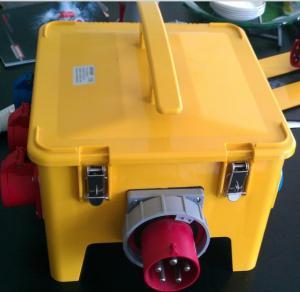 Cheap Rainproof Polyethylene Portable Distribution Box Customized Design Available for sale