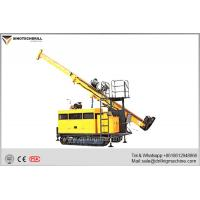 China Hole Core Drill Rig With Two Speed Mechanical Gear Shifts Stepless Speed Change on sale