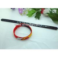 Best Promotional gifts custom soft silicone wristband for children sports meeting events club wholesale