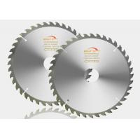 Best Trimming Wood TCT Saw Blade 200x40Tmm With Alloy Steel / CrN Finishing wholesale