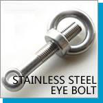 China Stainless Steel Eye Bolt on sale