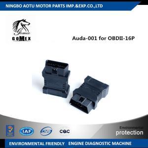 Best Automotive Diagnostic Tools / Vehicle Diagnostic Port OBD II Adapter Auda - 001 wholesale