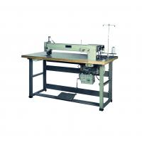 China Long Arm Label Mattress Sewing Machine 1700R / Min Speed With 1520*760mm Table on sale