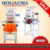 Best Top quality single head high speed industrial embroidery machine for sale wholesale