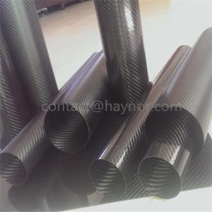 High-quality Rectangular Carbon Fiber Tube