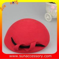 Best T5631229 Sun Accessory customized  winner  fashion 100% wool felt  beret, women hats and caps wholesaling wholesale